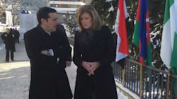 Greek PM Speaks To Arianna Huffington About Greece's