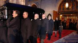 Funérailles de René Angélil : une cérémonie en toute