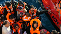 Engine Failure To Blame For Two Boats Sinking Off The Coast Of Greece, Says Refugee