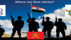 Where Are Your Stories, Brand Indian Armed