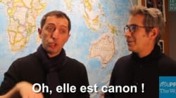 Gad Elmaleh explique la gestuelle des Français