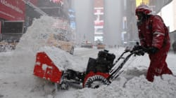 Snowzilla paralyse New York, circulation