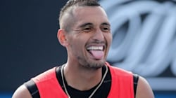 Nick Kyrgios In Hot Water After Answering His Phone On