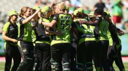 Sydney Thunder Claim Women's Big Bash Title In Final Over