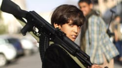 How Children Are Forced To The Front Lines Of Yemen's