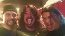 Dave Grohl, Metallica, Slayer et Pantera rendent hommage à Lemmy... comme il se