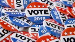 アメリカ大統領選のアイオワ州党員集会、ヒラリー・クリントンとテッド・クルーズが指名獲得か