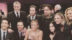 Quand «Friends» et «The Big Bang Theory» se réunissent, tout le monde prend un coup de