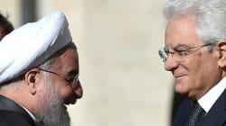 Rohani sostiene la candidatura dell'Italia al consiglio di sicurezza