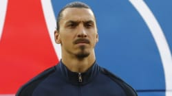 Zlatan Ibrahimovic sur scène avec.. Les