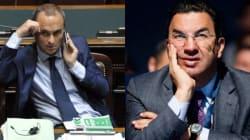 Lo scambio con Alfano su Costa ministro. E il ritorno del discusso