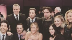 That Time When 'Friends' Met 'Big Bang
