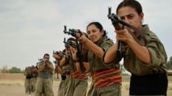 État islamique, OTAN et
