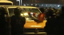 Incidents lors de la mobilisation des taxis, 18 personnes en garde à