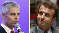 Pourquoi Wauquiez a comparé Macron aux frites