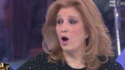 Iva Zanicchi difende Simona Izzo e impreca in diretta