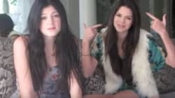 This Ancient Vid Of Kendall & Kylie Lip-Syncing To TSwift Is