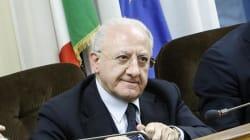 Nuovo avviso di garanzia per Vincenzo De