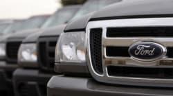 Ford Recalls 391,000 Pickup Trucks After Air Bag