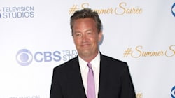 Matthew Perry Can't Remember Filming 3 Years Of