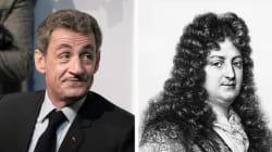 Sarkozy vient-il juste de se comparer à Racine