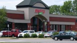 Metro : bientôt un service d'épicerie en