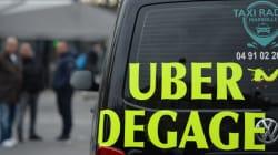 Uber France condamné à verser 1,2 million d'euros à une organisation de