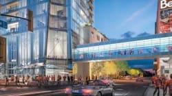 Pour ou contre la construction de passerelles à Montréal?