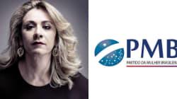 'O Partido da Mulher Brasileira é antifeminista', diz pré-candidata à prefeitura de