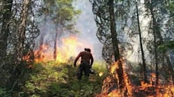 Surge In B.C. Firefighter Applications After Intense Wildfire