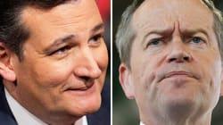 Bill Shorten Slams Ted Cruz Over Claims Gun Laws Increased Rape In