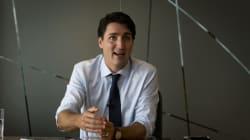 Trudeau donne un coup de pouce aux