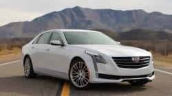 Cadillac CT6 2016: le retour de la grande