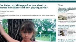 Detenido por apostar a su hija en una partida de