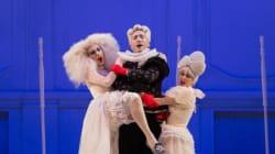 All'Opera di Roma la Cenerentola di Rossini colorata da Walt