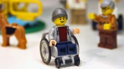 Nessun pregiudizio per la Lego: ecco l'omino con