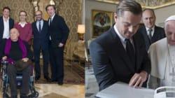 Gli Oscar italiani vanno da Renzi, il Papa riceve