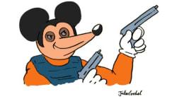 Un homme armé arrêté dans un hôtel de Disneyland