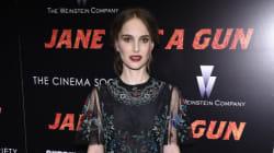 Natalie Portman Dons Metis Design At 'Jane Got A Gun'