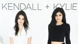 Kendall et Kylie dévoilent l'ensemble de leur