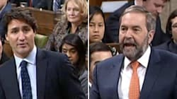 Mulcair Asks If PM Often Signs 'Things He Doesn't Agree