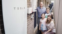 Tesla Batteries Charge Into Aussie Energy