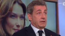 Sarkozy qualifie la situation amoureuse de Hollande de