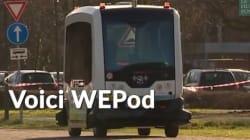 Ce bus autonome made in France prend la route aux
