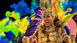 Carnevale di Rio e Olimpiadi i grandi