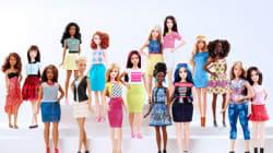 Les nouvelles Barbie séduisent, mais vont être difficiles à