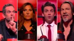 Les jurés de The Voice ont un style bien à eux pendant les auditions à