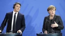 Renzi e Merkel, dialogo tra sordi. Un anticipo della fine di