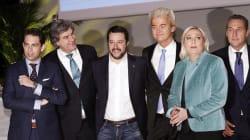 Reunion degli euroscettici a Milano: