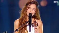 Une Québécoise à «The Voice» en France fait fondre le jury